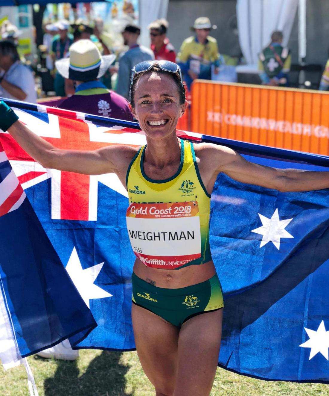 WEIGHTMAN BACK IN NOOSA WHERE IT ALL BEGAN